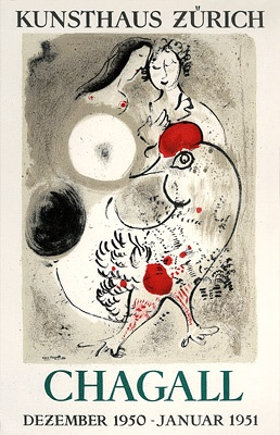 chagall due